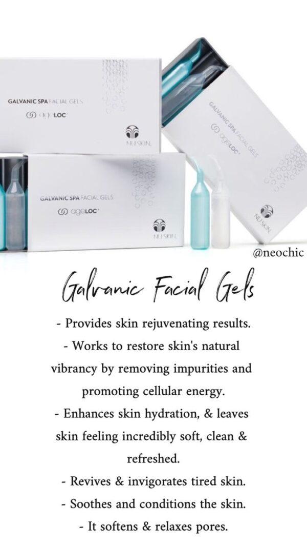 Nuskin galvanic facial spa kit discount on sale promotion