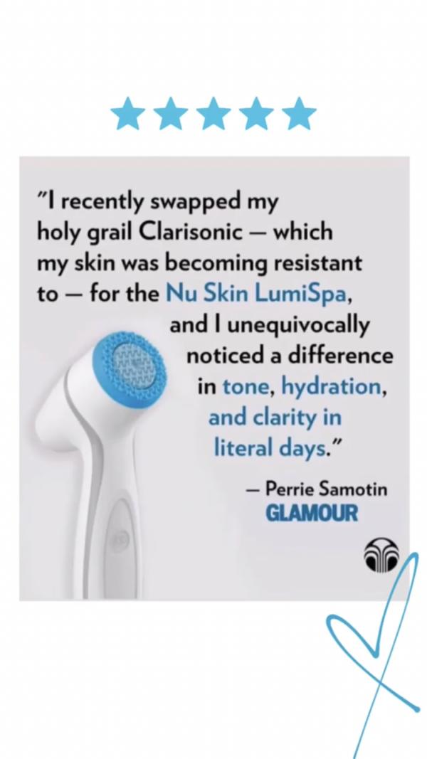 Nu Skin Ageloc Lumispa Kit reviews