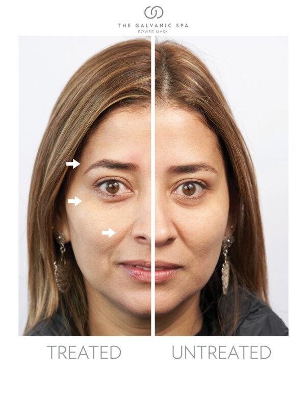 nuskin ageloc galvanic facial spa results reviews