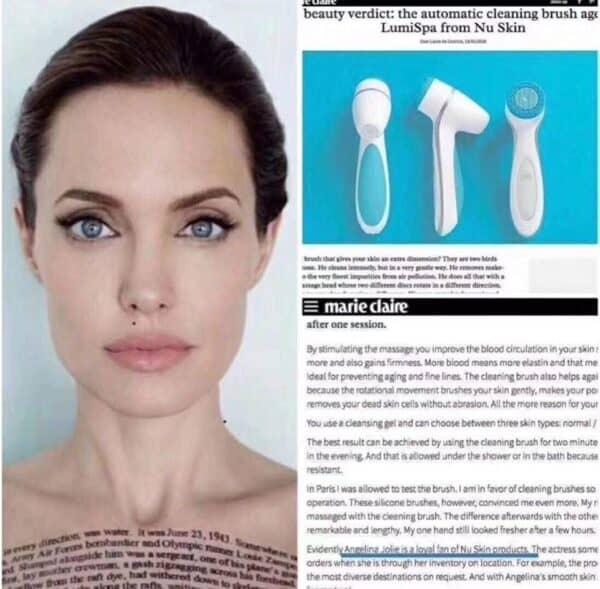 Nuskin Ageloc Lumispa Essential Kit