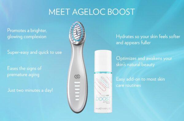 Nu Skin Ageloc Boost wholesale discount on sale - nubeautyonline