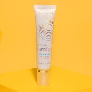 Nu Skin Lumispa accent kit ideal eye cream on sale promtion