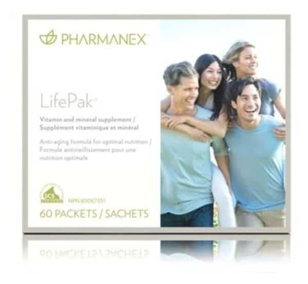 Pharmanex LifePak Anti-aging Vitamin & Mineral Supplement