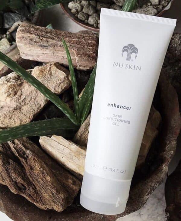Nu Skin Aloe Vera Skin Enhancer Conditioning Gel 3
