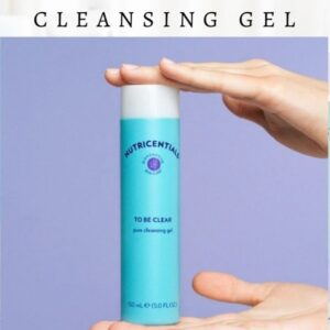 NuSkin Nutricentials Bioadaptive Skin Care™ To Be Clear Pure Cleansing Gel
