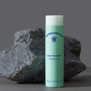 Nutricentials Bioadaptive Skin Care™ Here You Glow Exfoliating Toner