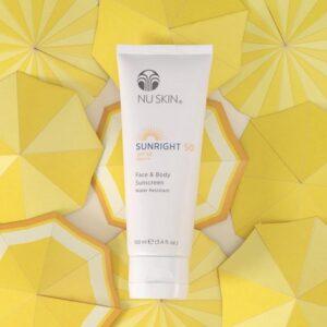 Nu Skin Sunright 50 Sun Protection On Sale